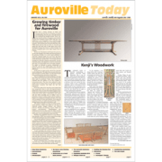 Auroville Today January Issue 306