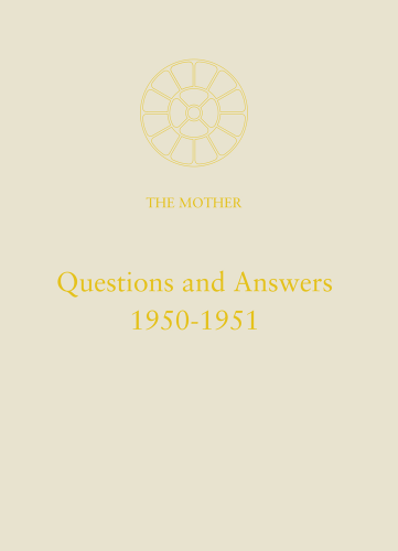 Questions and Answers 1950–1951 (CWM Volume 4)